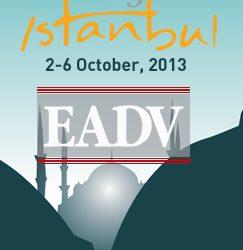 22. Kongress der EADV Instanbul 2.-6. Okt 2013